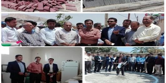 آغاز به کار و افتتاح 7 پروژه در سیمکان جهرم