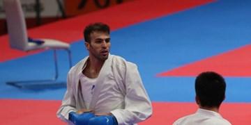 بهمن عسگری در یک قدمی طلای وان 2020