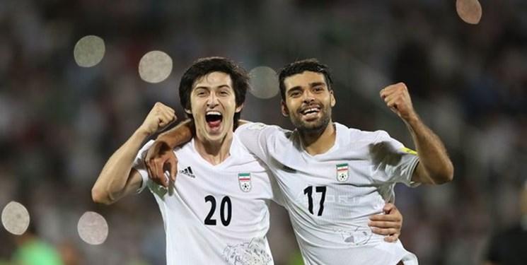 آزمون بهترین بازیکن هفته قاره آسیا در رده ملی/طارمی دوم شد+عکس