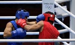 مسابقات بوکس قهرمانی نونهالان و نوجوانان استان مرکزی پایان یافت