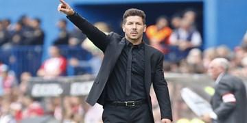 رکورد جالب سیمئونه در دیدارهای خانگی لیگ قهرمانان اروپا