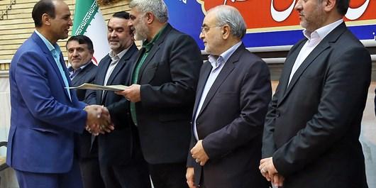 رتبه نخست استان به شرکت آب و فاضلاب شهری رسید
