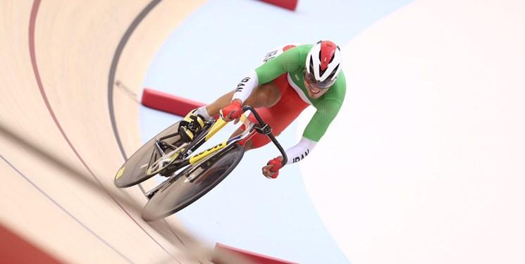 کسب 4 مدال توسط رکابزن همدانی