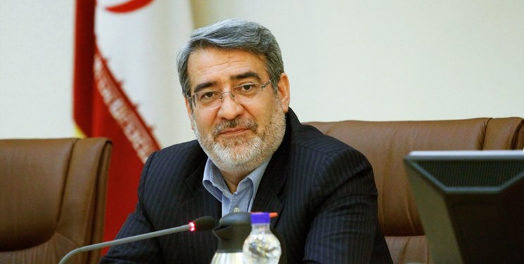 تشکر وزیر کشور از دولت و ملت عراق برای میزبانی از زائرین اربعین