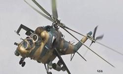 کشته شدن 17 نظامی اتیوپیایی در سانحه سقوط بالگرد