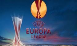 لیگ فوتبال اروپا|پیروزی تاتنهام، منچستر یونایتد و رم/توقف لستر و  میلان و شکست لورکوزن