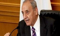 نبيه بری: فرآیند تشکیل دولت به نقطه صفر بازگشته است