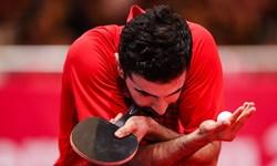 تنیس روی میز 10 ماه بدون برگزاری حتی یک مسابقه