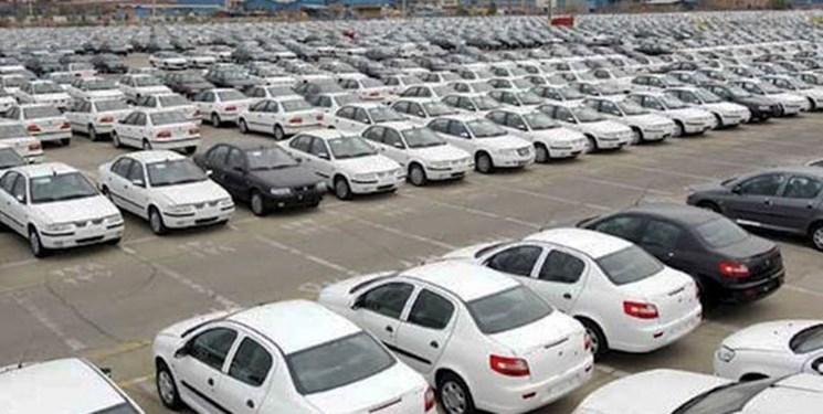 انبار خودروهای صفر دپو شده در البرز شناسایی شد