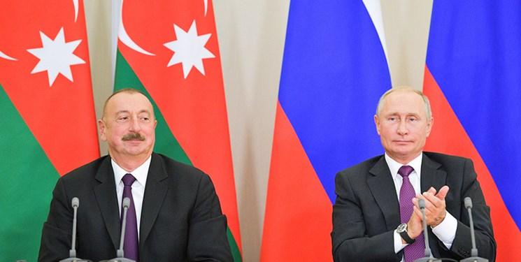 علیاف و پوتین در مسکو دیدار کردند