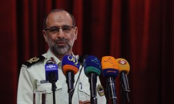 بازدید معاون اجتماعی نیروی انتظامی از خبرگزاری فارس