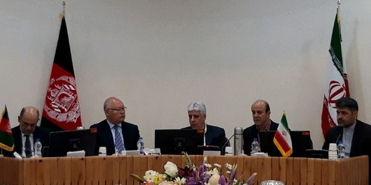 جزئیات دیدار وزیر تحصیلات عالی افغانستان با رئیس دانشگاه اصفهان