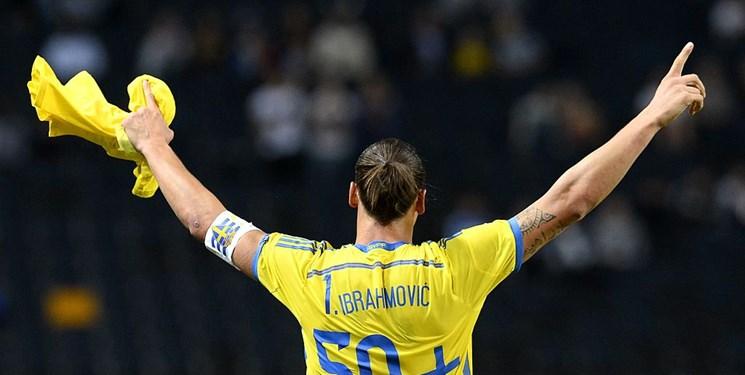 زلاتان: به یک شرط آماده بازگشت به تیم ملی سوئد هستم