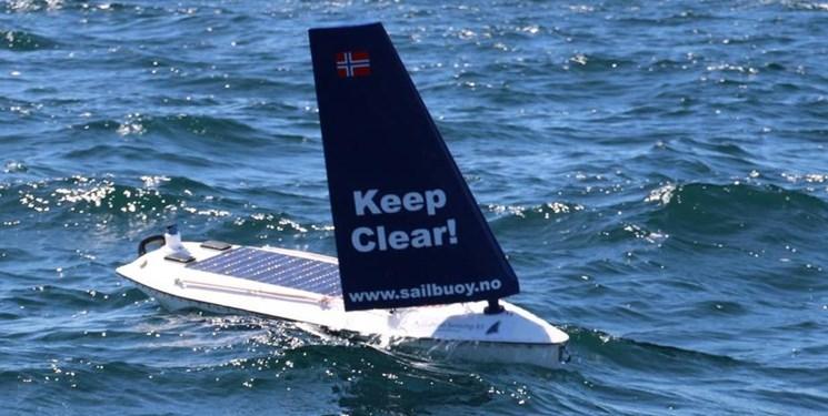 عبور قایق خورشیدی بی سرنشین از اقیانوس اطلس