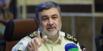 فرمانده ناجا: تشدید برخورد با اراذل و اوباش و عاملان ناامنی  در دستور کار پلیس است