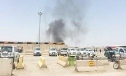 بغداد: حملات به پایگاه التاجی به یک بالگرد و تاسیسات نظامی پایگاه خسارت وارد آورد