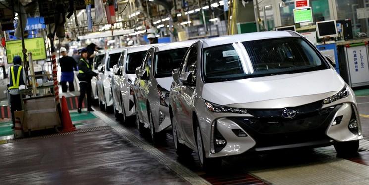 مدل،توليد،برقي،خودروهاي،بازار،تويوتاي