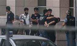 بازداشت ۲۶ نفر در ترکیه به اتهام همکاری با عاملان کودتا