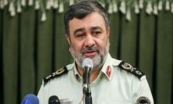 دشمنان برای بر هم زدن امنیت کشور ناکام ماندهاند/ ناجا دومین سازمان مورد اعتماد مردم در سال ۹۷ است