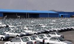 کشف 23 خودروی احتکار شده در زنجان/ محتکر: خودروها نقص فنی دارند