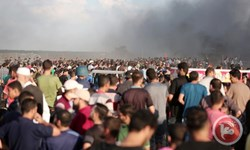 فراخوان راهپیمایی در غزه برای دفاع از قدس مقابل «راهپیمایی پرچم»