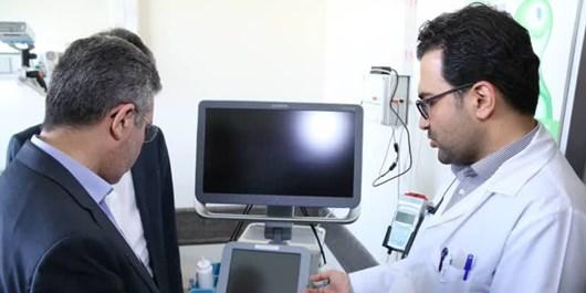 راه اندازی واحد مونیتورینگ امواج مغزی بیماران مبتلا به صرع