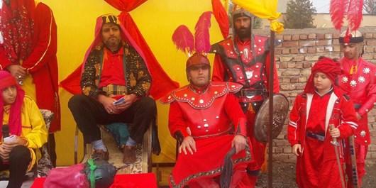 بزرگترین شبیهخوانی شهرستان خوی در روستای زاویه حسن خان برگزار میشود/ معرفی آیینهای سنتی هیئتهای مذهبی خوی