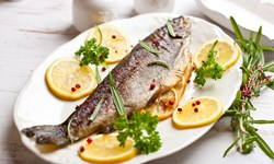 کاهش بروز آسم در کودکی با مصرف ماهی