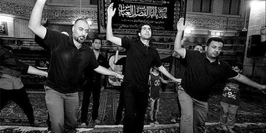 تیزر/ مراسم سوگواری بازاریان شیراز