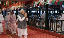 حضور نخستوزیر هند در مراسم عزاداری اباعبدالله الحسین (ع)