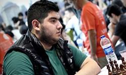 شطرنج بینالمللی جام پایتخت| مقصودلو و قائممقامى به تساوى رضایت دادند