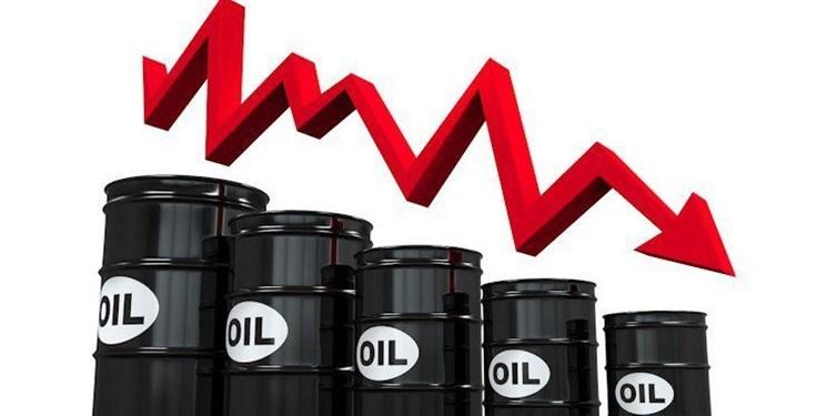 قیمت نفت به 37 دلار کاهش یافت