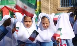 طنین زنگ شکوفهها در دبستانهای کشور/ خاطره آقای وزیر از اولین روز مدرسه
