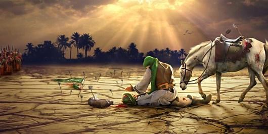 بعد از تو خاک بر سر دنیا شود