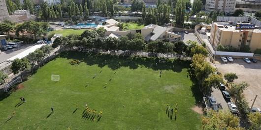 نقشه برای تغییر کاربری مجموعه ورزشی شهید جعفریان ایدم+ تصاویر