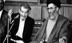 فیلم/ دیدار حضرت آیتالله خامنهای با استاد شهریار