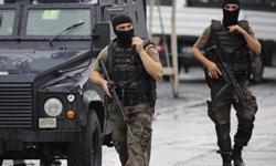بازداشت ۴۴ نفر در ترکیه به اتهام ارتباط با کودتای نافرجام