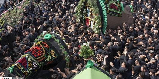 بام ایران یکصدا «لبیک یا حسین» شد/ سنگ تمام مردم برای اقامه عزای حسینی