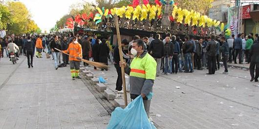 مشاغل فعال قزوین در روز عاشورا را بشناسید