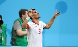 حاج صفی به رکورد مهدویکیا  در تیم ملی رسید