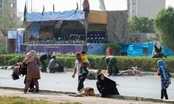 کلیپی که محسن چاوشی از حادثه تروریستی امروز اهواز منتشر کرد
