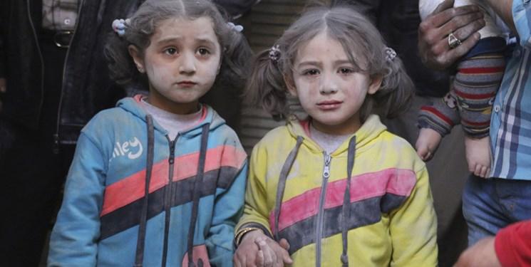 ترسیم خاطرات خوش برای کودکان سوری/این لقمههای مهربانی آینده را تکان میدهد