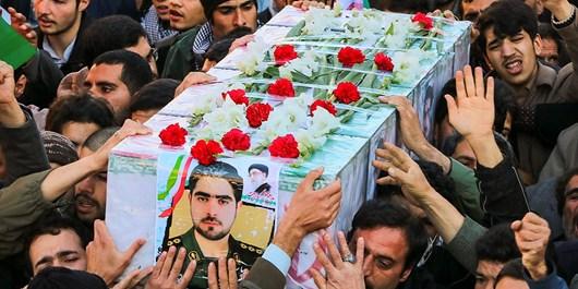 دستگیری قاتل شهید مدافع امنیت حوادث دی ماه اصفهان+فیلم