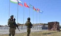آغاز رزمایش «جستجو -2018» سازمان پیمان امنیت جمعی در قزاقستان