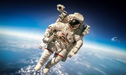 فضانوردان ناسا تمرین لباس را تکمیل کردند