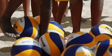 جلسه بررسی عملکرد تیمهای ملی والیبال ساحلی برگزار شد