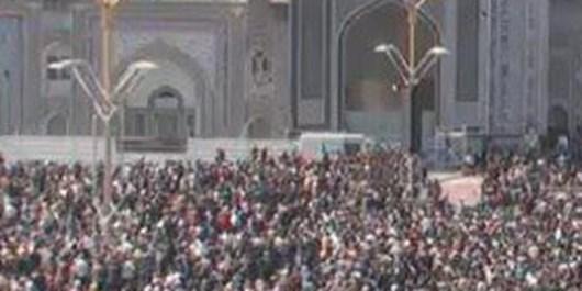 همایش سراسری 36 هزار بسیجی در حرم مطهر امام هشتم(ع) برگزار میشود