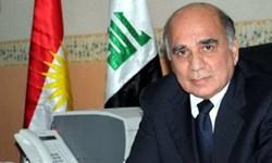 «فؤاد حسین» از نامزدی ریاستجمهوری عراق انصراف داد/ رئیس پارلمان نپذیرفت