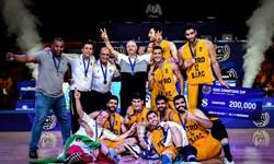 مهر تأیید پتروشیمی بر کنارهگیری از بسکتبال ایران