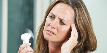 گُرگرفتگی و تعریق شما را در معرض بیماری قلبی قرار میدهد